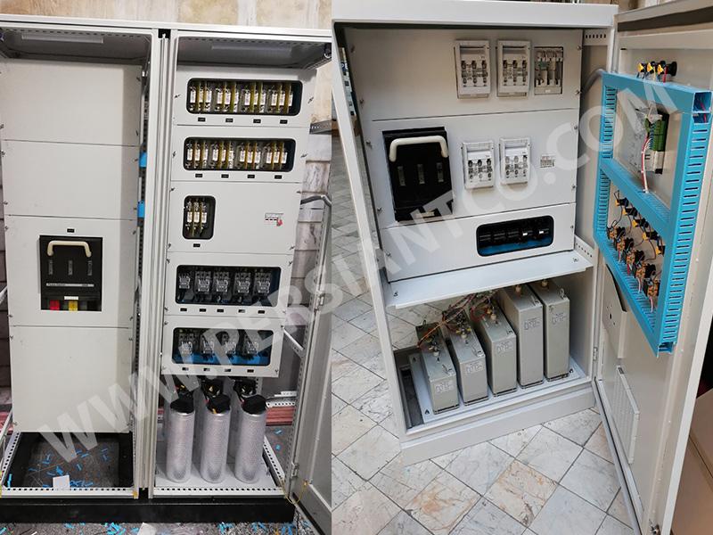 خرید تابلو برق خازنی